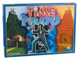 Time Pirates [Brand New] Rio Grande Games  - $59.19