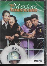 The Mexican Americans [DVD, Brand New] - $9.92