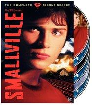 Smallville: The Complete Second Season [DVD] - $8.99