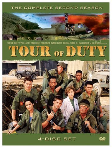 Tour of Duty - The Complete Second Season [DVD]