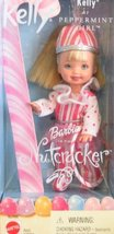 "Barbie Nutcracker KELLY as ""Peppermint Girl"" Doll [Brand New] - $19.55"