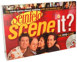 Seinfeld Scene It? The DVD Game ~ The Trivia Game About Nothing [Brand New] - $35.59