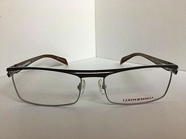 New Mikli by ALAIN MIKLI ML 1306 C003 57mm Gunmetal Men's Eyeglasses Frame  - $69.99