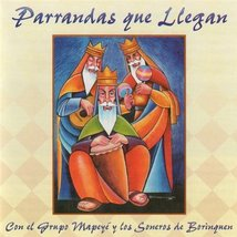 Parrandas Que Llegan [Audio CD, Brand New] - $18.95