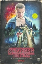 Stranger Things Season One DVD+Blu-ray Exclusive VHS Box Style Packaging