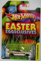 Hot Wheels Easter Eggsclusives '70 Plymouth Barracuda [Brand New] - $13.80