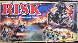 Risk: The World Conquest Game [Board Game ~ Game Complete] - $33.23
