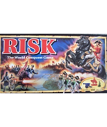 Risk: The World Conquest Game [Board Game, 1993, Game Complete] - $27.23