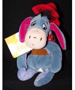 Disney's Cowboy Eeyore Bean Bag [Brand New] - $25.72