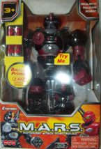 M.A.R.S. Motorized Attack Robo Squad [Brand New] - $24.65