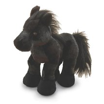 Webkinz Black Stallion Friesian Horse [Brand New] - $23.66