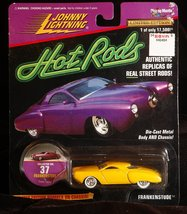 "Johnny Lightning Hot Rods - Thom Taylor - ""FRANKENSTUDE"" [Brand New] - $23.95"