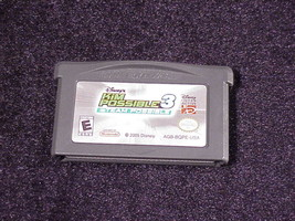 Game Boy Advance Kim Possible 3 Team Possible Game Cartridge GBA, AGB-BQ... - $7.95