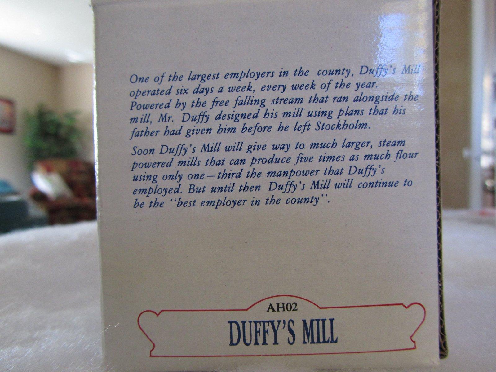 "Liberty Falls ""Duffy's Mill"" [Brand New]"