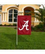 NCAA Alabama Crimson Tide 17.5'' x 12.5'' Garden Flag [Brand New] - $29.99