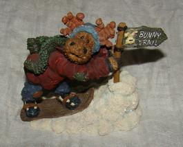 Boyds Bears Moose Troop MURDOCK MUFFLEMOOSE SECOND THOUGHTS Figurine Sno... - $9.99