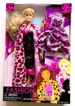 Lovely Patsy Fashion Stylist Fashion Doll Animal Print Edition [Brand New] - $19.75