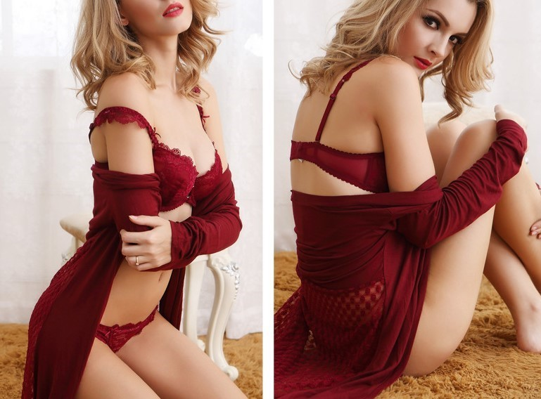 0b81309ecb3 Bra set Underwear Women Lingerie Plus size and 50 similar items. 1 11