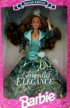 Barbie Emerald Elegance Special Edition Collectible Doll [Brand New] - $47.55