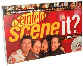 "Scene It? The DVD Game ""Seinfeld Edition"" [Brand New] - $38.42"