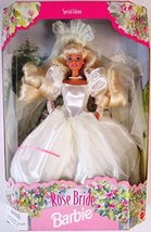 Rose Bride Barbie [Brand New] Special Edition by Mattel - $113.95