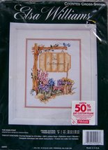 """Elsa Williams """"THE SIGN POST"""" Counted Cross Stitch Kit #02053 [Brand New] - $21.70"""