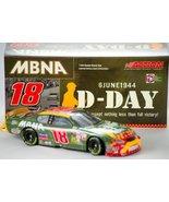 2004 - Action - NASCAR - Bobby LaBonte #18 - MBNA / D-Day 60th Anniversa... - $33.64