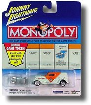 "Monopoly ""In Jail Just Visiting"" '33 Delivery Truck [Brand New] With Gam... - $26.87"