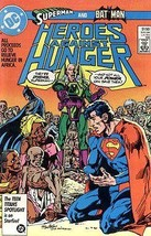 Heroes Against Hunger, Edition# 1 [Comic] - $5.82