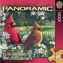 "1000 Piece Panoramic Puzzle ""Heartland Serenade"" [Brand New] - $30.21"