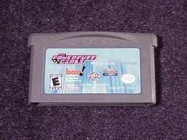 Game Boy Advance The Powerpuff Girls Mojo Jojo A-Go-Go  Game Cartridge GBA - $7.95