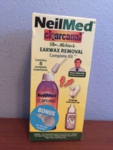 NEW NeilMed Clearcanal Ear Wax Removal, 6 Ounce Exp 2018 - $11.48