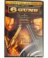 6 Guns [DVD, Brand New] Unrated Edition - $19.70