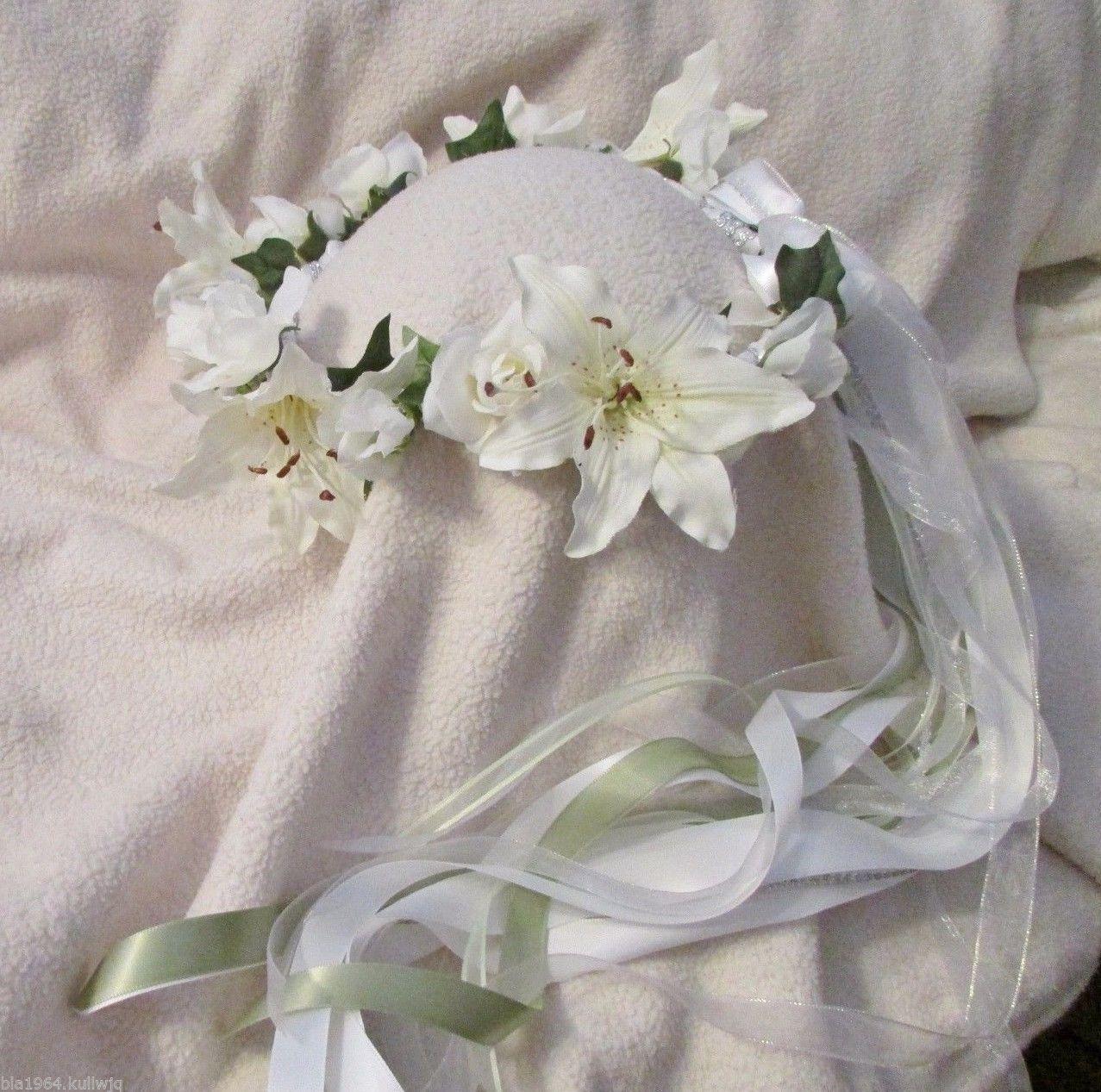 Love Friendship Silk Flower Head Wreath And 22 Similar Items