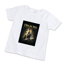 Deus Ex Mankind Divided  Unisex Children T-Shirt (Available in XS/S/M/L)  - $14.99