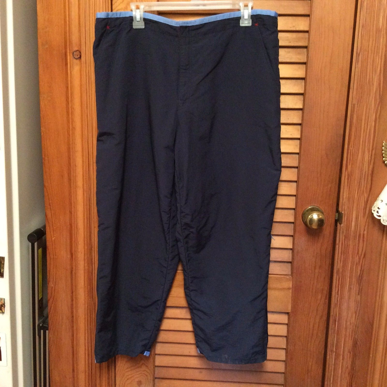 NEW Tangerine Ladies Two-fer Striped Yoga Athletic Shorts Black Size Large
