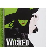 Wicked: 2003 Original Broadway Cast [Audio CD ~ Brand New] - $6.90