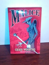 Malice by Chris wooding a Scholastic book - $6.00