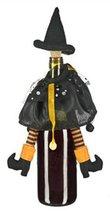 Black & Orange Wicked Witch Wine Bottle Topper [Brand New] - $14.36