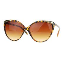 Cateye Sunglasses Womens Stylish Designer Fashion Shades UV 400 - $9.95