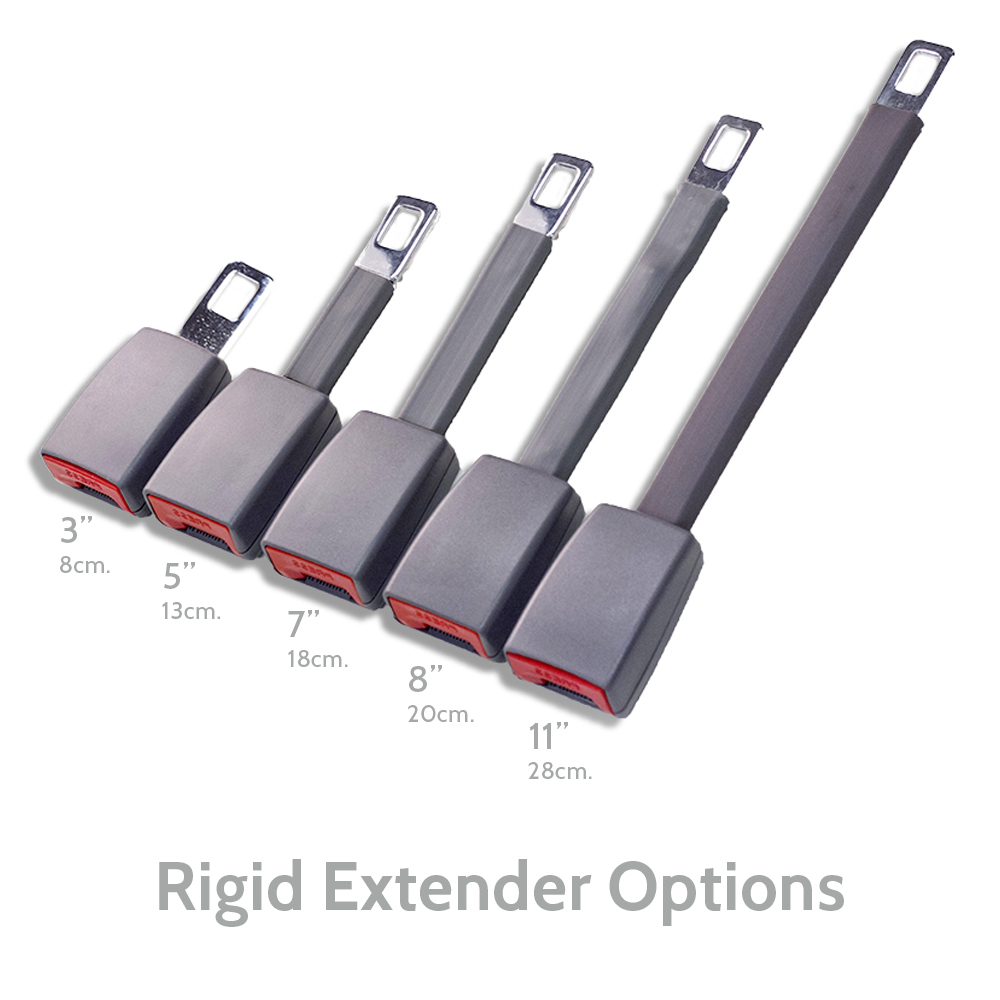 Seat Belt Extension For 2010 Acura TSX 2nd Row Window