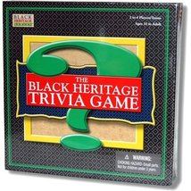 The Black Heritage Trivia Game [Brand New] - $52.47