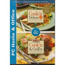 Cook'n Deluxe 6.0 and Barbecue! Cook 'n & Grill [Brand New] - $16.80