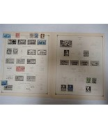 Lot of 11 Vintage Italy Postage Stamps 1913-1929 - On Page - Make an Offer - $12.30
