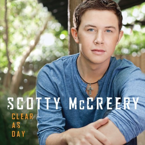Clear As Day [Audio CD] Scotty McCreery