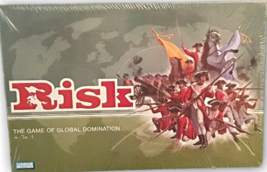 Risk: The Game of Global Domination [Brand New] Board Game - $63.17