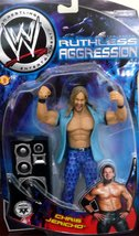"""""""CHRIS JERICHO"""" WWE Wrestling Ruthless Aggression Series 7 Figure [Brand New] - $44.60"""