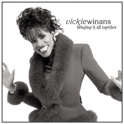 Bringing It All Together [Audio CD ~ Brand New] Winans, Vickie
