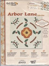 Joann Quilt Block of the Month Arbor Lane Collection #12 Center [Brand New] - $17.69
