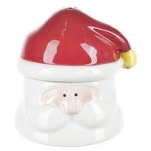 "Ganz ""Jolly Santa"" Salt and Pepper Shakers Set [Brand New] - $23.73"